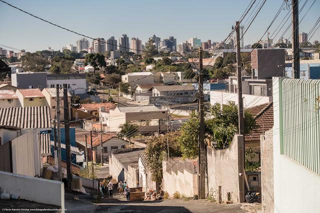 vista a partir da Rua Pedro Haj Mussi.