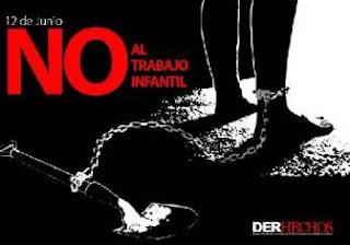 Imagen representando el Día Mundial contra el trabajo infantil