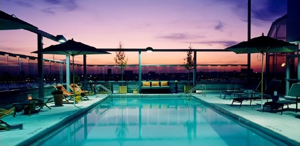 Las 10 mejores piscinas de hoteles para descansar rinc n for Pulpo para piscina