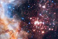 star cluster Westerlund 2