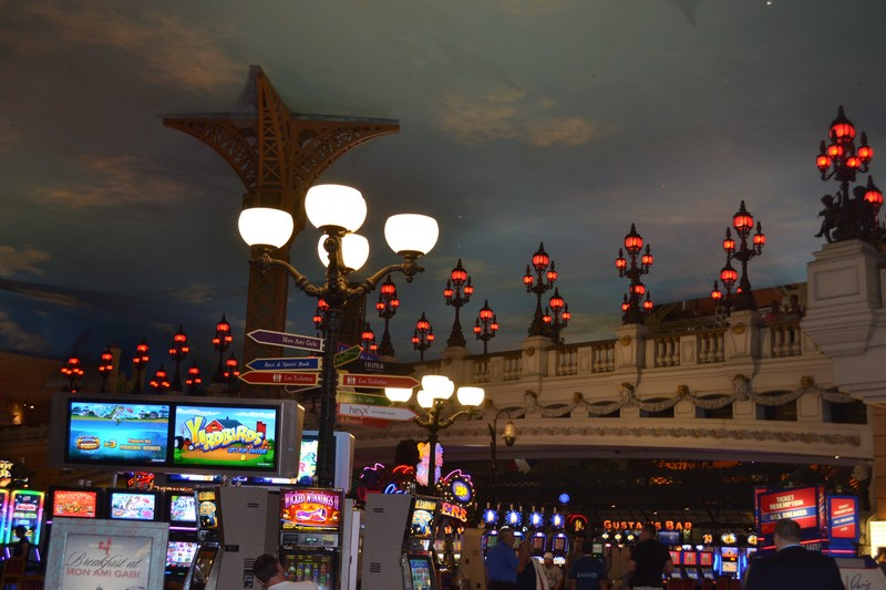 Las Vegas, Nevada, Casino, paris