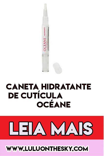 Caneta hidratante de cutícula Océane Femme