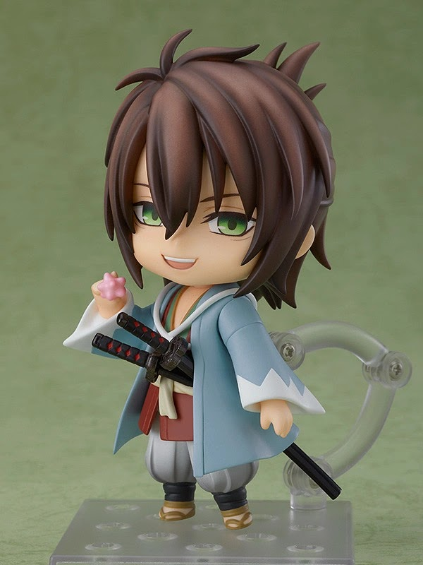 Figuras: Nendoroid Souji Okita de Hakuoki: Shinkai - Good Smile Company