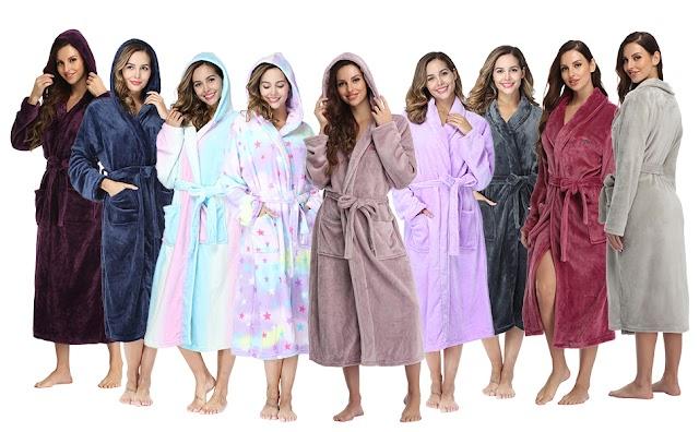 The Best Robe Lightweight Soft Plush Warm Bathrobes Shopping Guide