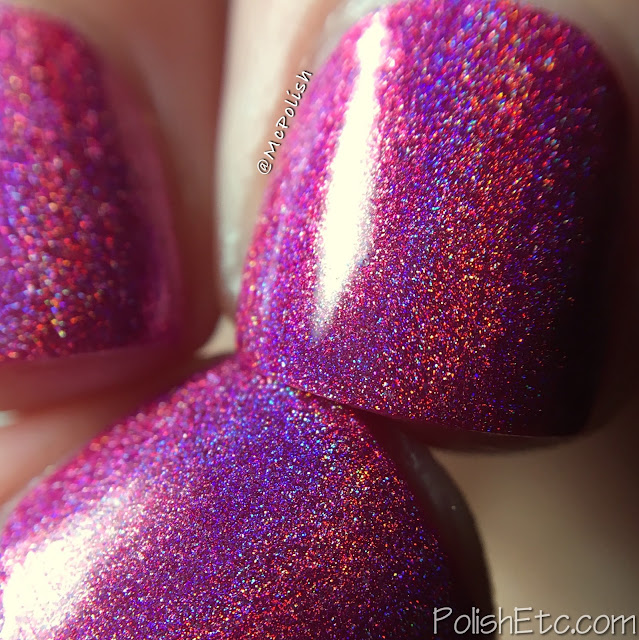 KBShimmer - Wanderlust Collection - McPolish - Wander-ful World