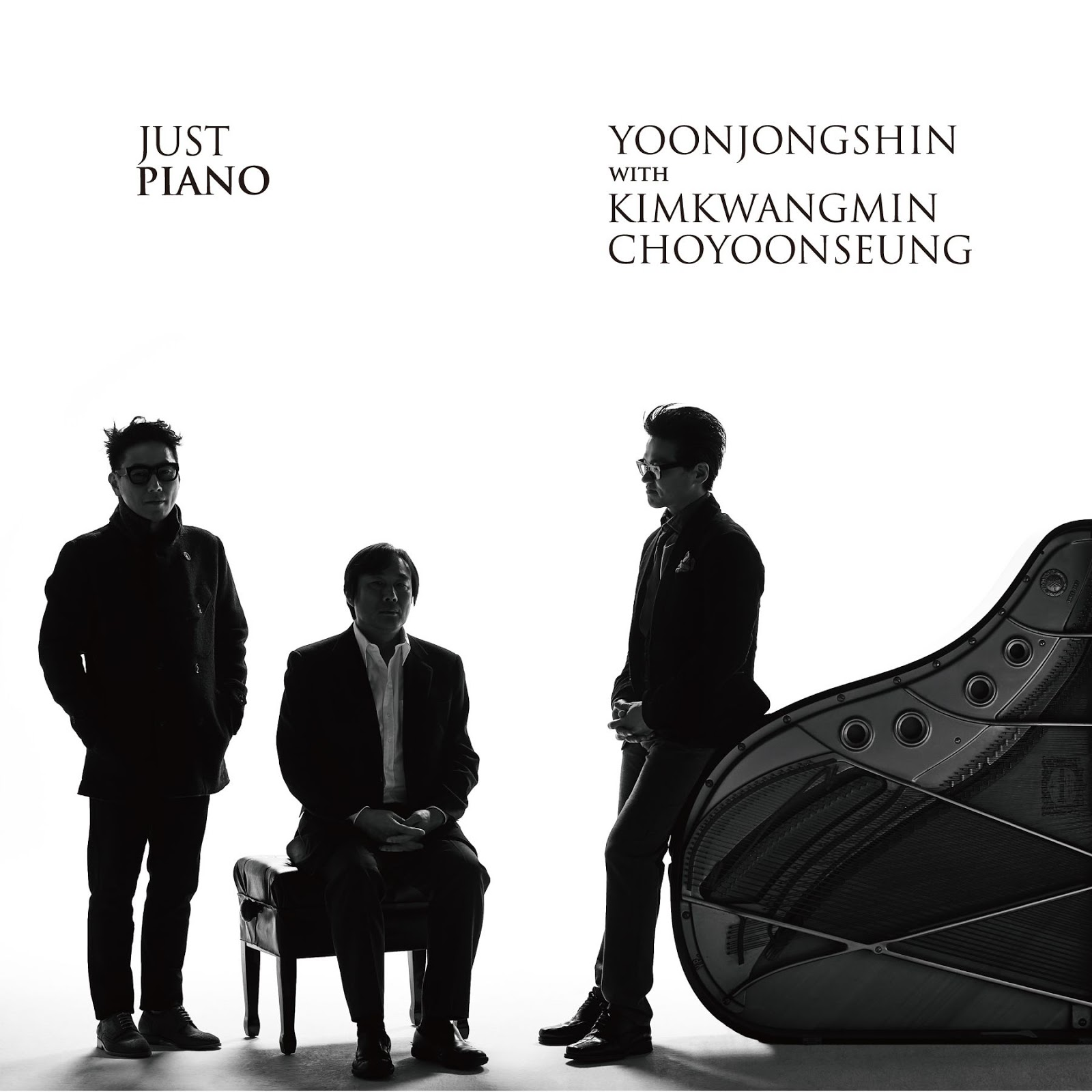 Yoon Jong Shin – Just Piano