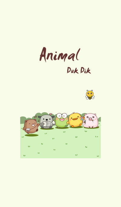 Animal Duk Dik