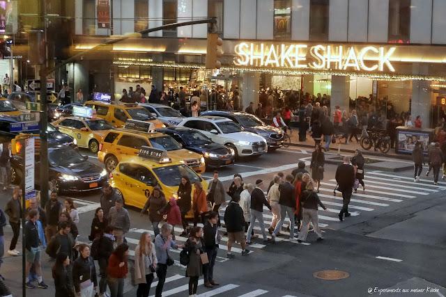 New York | Reisen | USA | Städtetour | Citytrip | Essen in New York | NYC | Shake Shack