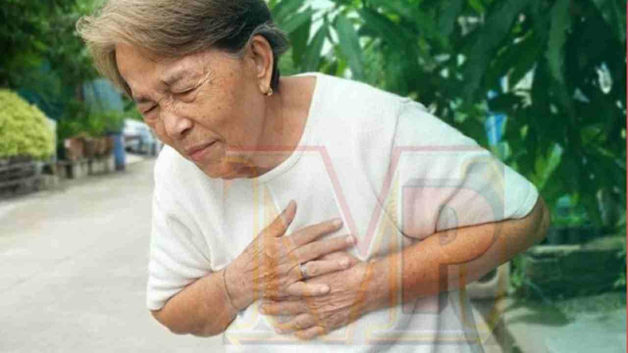 Yukk..!! Kenali Dulu Gejala Serangan Jantung