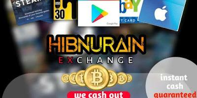 Hibnurain eXchange