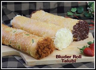 Bluder Roll Talubi, Oleh-Oleh Baru Khas Bogor Yang Wajib Dicoba