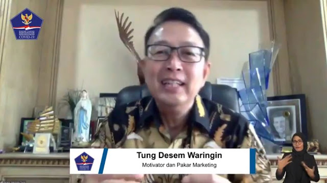 Tung Desem Waringin Berbagi Tips Cara Sembuh Dari Corona