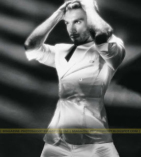 Ranveer Singh, Filmfare Magaine, Photoshoot, May 2016