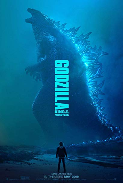 Godzilla King of the Monsters 2019 480p 400MB