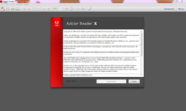 [Software] Download Adobe Reader X Offline Installer