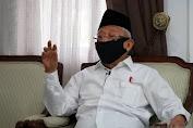 KH Ma'ruf Amin Bicara Dana Haji untuk Infrastruktur, Ini Kata Jubir Wapres