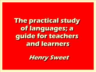 he practical study of languages ( 1900) PDF