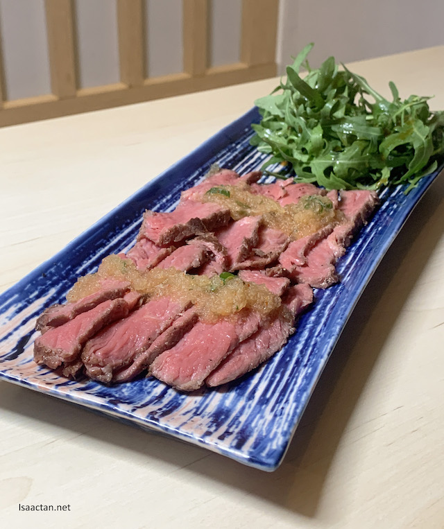 Momochan's Christmas Beef Special - RM31.90