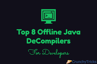 Offline Java Decompilers