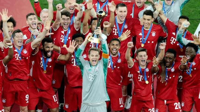ايرن ميونخ يتوج بكأس العالم للأندية