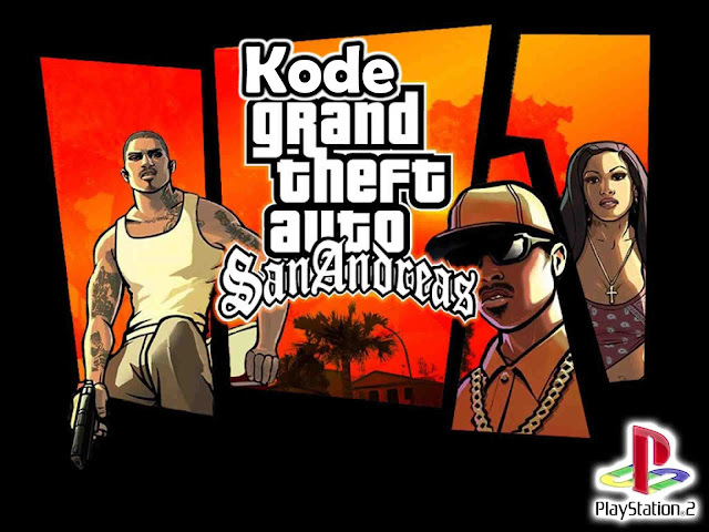 kode gta san andreas ps2