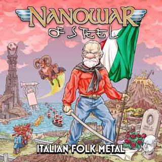 """Ο δίσκος των Nanowar of Steel """"Italian Folk Metal"""""""