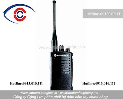 Bộ đàm Motorola CP 1100.