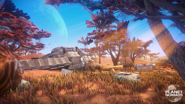 Planet Nomads Alpha v0.3.1 PC Game