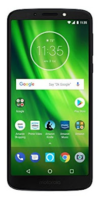 Moto G6 Play - 32 GB - Unlocked (AT & T / Sprint / T-Mobile / Verizon) - Deep Indigo - Prime Plugin Phone