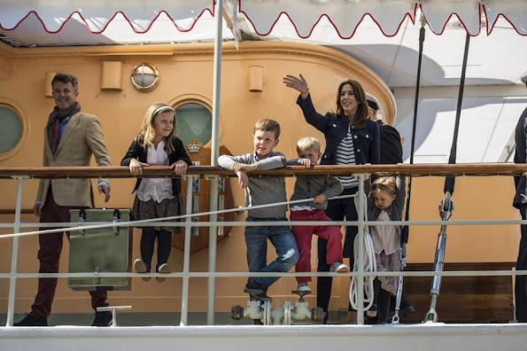 royal yacht Dannebrog