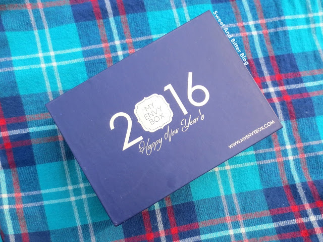 My Envy Box January 2016 Unboxing