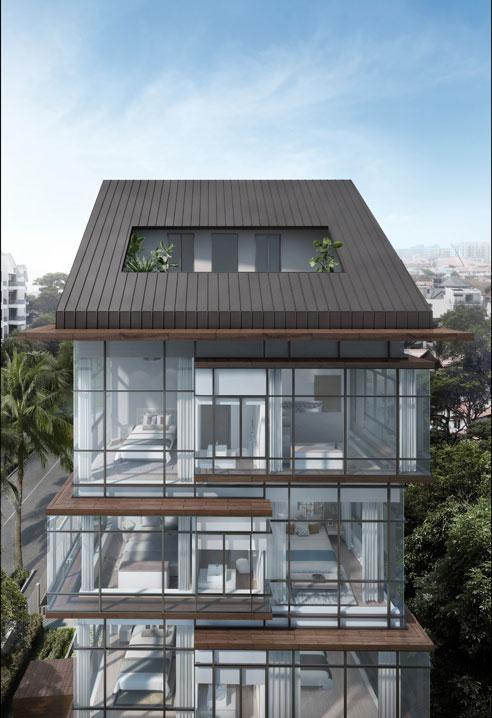 Parkwood Residences Eye Level View