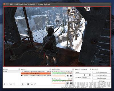 Rekam Game Steam dengan OBS Studio