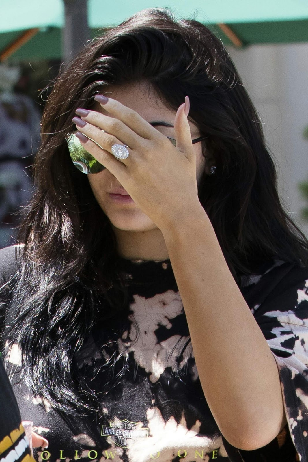 Kylie Jenner At Fresh Brothers In Calabasas