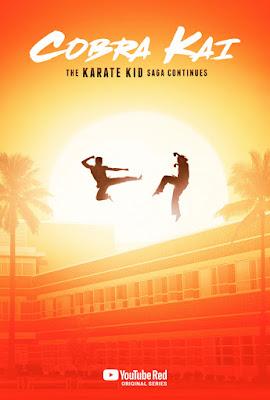 Cobra Kai Series Poster