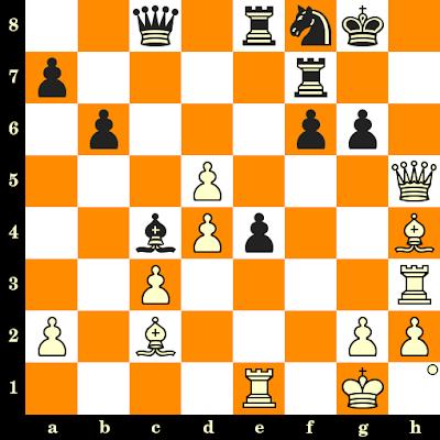 Les Blancs jouent et matent en 3 coups - Benjamin Finegold vs Iouri Balashov, Cappelle, 1992