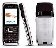 Spesifikasi Ponsel Nokia E51