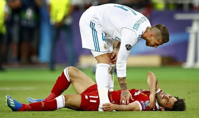 A possible meeting renewed between Mohamed Salah and Ramos in the Tokyo Olympics