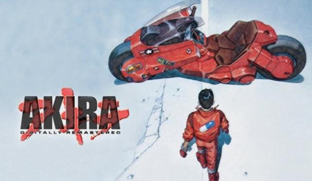 Akira z Marco J. Ramirezem jako scenarzystą