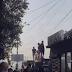 Власники МАФів на Либідській не дозволили демонтувати свої кіоски