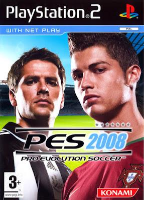 PES 2008 بيس