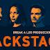 """Teatro: """"Backstage"""" en los Teatros Luchana."""