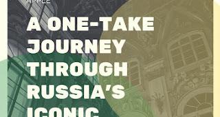 Eine Reise durch Russlands symbolträchtiges Eremitage Museum | Ein beeindruckender One Take Shot, über 5 Stunden, mit dem iPhone 11 Pro umgesetzt