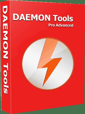 DAEMON Tools Pro box