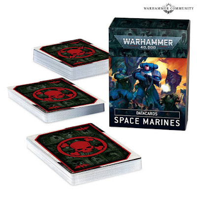 datacards marines espaciales