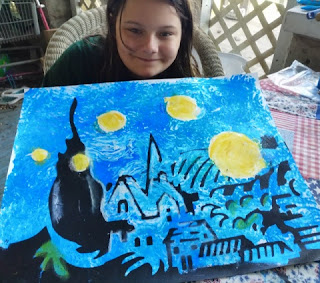 Masterkitz the Starry Night and Miss Grace