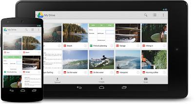 Digital Locker Google Drive for Business