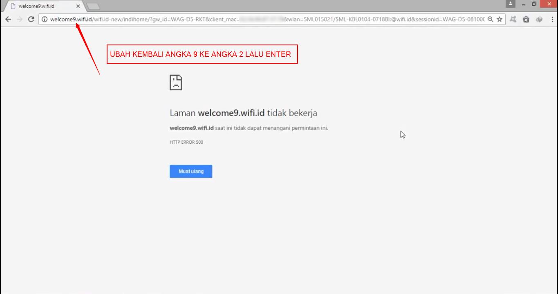 Cara Mengatasi Gagal Login Wifiid Indihome Seamless Susiloblog User Password Wifi Flashzone