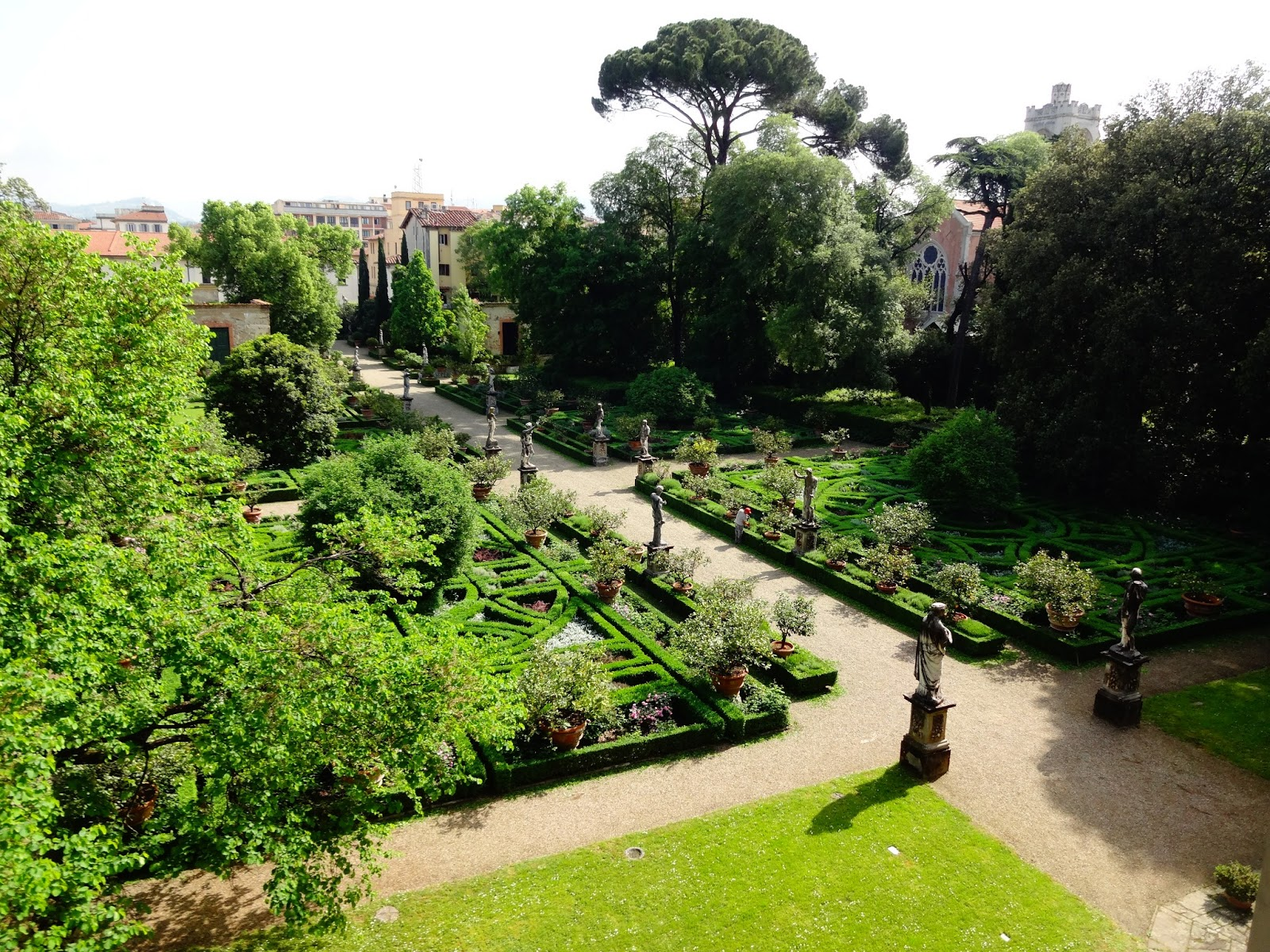 hortibus voyage villa la massa visite de palais et de jardins prives a florence. Black Bedroom Furniture Sets. Home Design Ideas