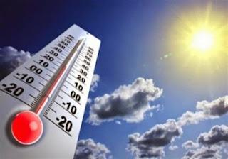 درجات الحرارة المتوقعة اليوم الاحد 2/7/2017 علي معظم محافظات جمهورية مصر العربية